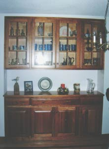 China Cabinet left